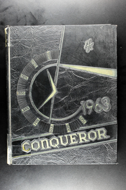Page 1, 1963 Edition, Kansas City Youth for Christ - Conqueror Yearbook (Kansas City, MO) online yearbook collection