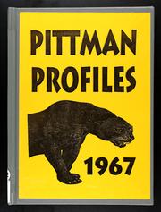 1967 Edition, Pittman Hills Junior High School - Profile Yearbook (Raytown, MO)