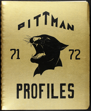 1971 Edition, Pittman Hills Junior High School - Profile Yearbook (Raytown, MO)