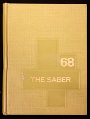 1968 Edition, Central Junior High School - Saber Yearbook (Moline Acres, MO)