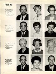Page 10, 1968 Edition, Central Junior High School - Saber Yearbook (Moline Acres, MO) online yearbook collection