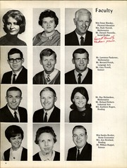 Page 12, 1968 Edition, Central Junior High School - Saber Yearbook (Moline Acres, MO) online yearbook collection