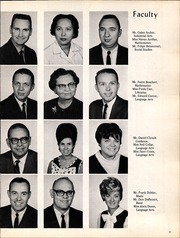 Page 9, 1968 Edition, Central Junior High School - Saber Yearbook (Moline Acres, MO) online yearbook collection