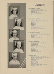 Page 15, 1944 Edition, St Elizabeth Academy - Churingian Yearbook (St Louis, MO) online yearbook collection