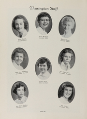 Page 10, 1955 Edition, St Elizabeth Academy - Churingian Yearbook (St Louis, MO) online yearbook collection