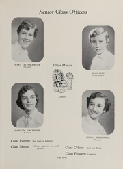 Page 11, 1955 Edition, St Elizabeth Academy - Churingian Yearbook (St Louis, MO) online yearbook collection
