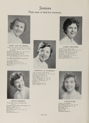 Page 14, 1955 Edition, St Elizabeth Academy - Churingian Yearbook (St Louis, MO) online yearbook collection