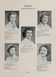Page 15, 1955 Edition, St Elizabeth Academy - Churingian Yearbook (St Louis, MO) online yearbook collection