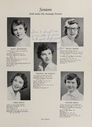 Page 17, 1955 Edition, St Elizabeth Academy - Churingian Yearbook (St Louis, MO) online yearbook collection
