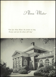 Page 10, 1939 Edition, Mary Institute - Chronicle Yearbook (St Louis, MO) online yearbook collection