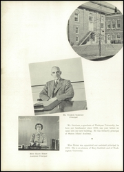 Page 16, 1939 Edition, Mary Institute - Chronicle Yearbook (St Louis, MO) online yearbook collection