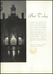 Page 8, 1939 Edition, Mary Institute - Chronicle Yearbook (St Louis, MO) online yearbook collection