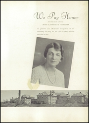 Page 9, 1939 Edition, Mary Institute - Chronicle Yearbook (St Louis, MO) online yearbook collection