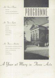 Page 11, 1943 Edition, Mary Institute - Chronicle Yearbook (St Louis, MO) online yearbook collection