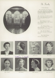 Page 16, 1943 Edition, Mary Institute - Chronicle Yearbook (St Louis, MO) online yearbook collection