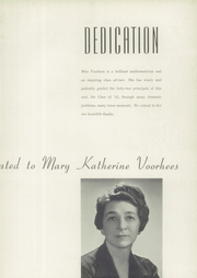 Page 9, 1943 Edition, Mary Institute - Chronicle Yearbook (St Louis, MO) online yearbook collection