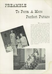 Page 10, 1944 Edition, Mary Institute - Chronicle Yearbook (St Louis, MO) online yearbook collection