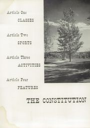 Page 11, 1944 Edition, Mary Institute - Chronicle Yearbook (St Louis, MO) online yearbook collection