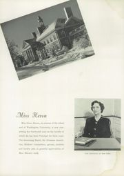 Page 14, 1944 Edition, Mary Institute - Chronicle Yearbook (St Louis, MO) online yearbook collection