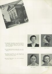Page 16, 1944 Edition, Mary Institute - Chronicle Yearbook (St Louis, MO) online yearbook collection