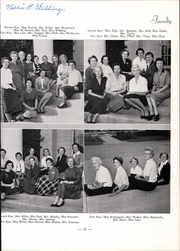 Page 15, 1959 Edition, Mary Institute - Chronicle Yearbook (St Louis, MO) online yearbook collection