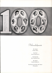 Page 7, 1959 Edition, Mary Institute - Chronicle Yearbook (St Louis, MO) online yearbook collection