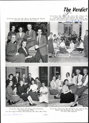 Page 14, 1960 Edition, Mary Institute - Chronicle Yearbook (St Louis, MO) online yearbook collection