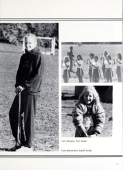 Page 17, 1984 Edition, Mary Institute - Chronicle Yearbook (St Louis, MO) online yearbook collection