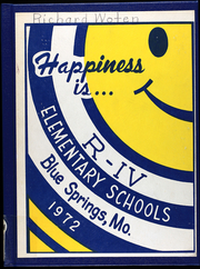 1972 Edition, R IV Elementary Schools - Yearbook (Blue Springs, MO)
