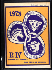 1973 Edition, R IV Elementary Schools - Yearbook (Blue Springs, MO)