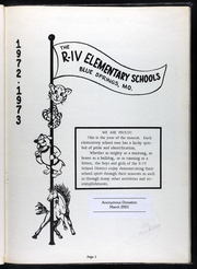Page 7, 1973 Edition, R IV Elementary Schools - Yearbook (Blue Springs, MO) online yearbook collection
