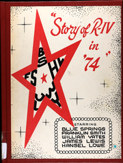 1974 Edition, R IV Elementary Schools - Yearbook (Blue Springs, MO)