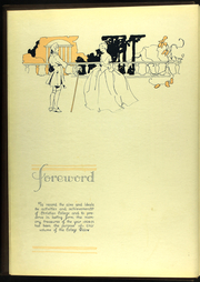Page 10, 1925 Edition, Christian College - Ivy Chain Yearbook (Columbia, MO) online yearbook collection