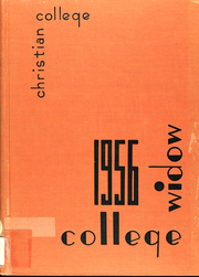 1956 Edition, Christian College - Ivy Chain Yearbook (Columbia, MO)