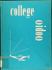 1957 Edition, Christian College - Ivy Chain Yearbook (Columbia, MO)