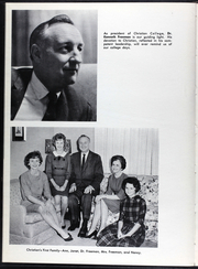 Page 12, 1962 Edition, Christian College - Ivy Chain Yearbook (Columbia, MO) online yearbook collection