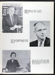 Page 13, 1962 Edition, Christian College - Ivy Chain Yearbook (Columbia, MO) online yearbook collection