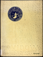1963 Edition, Christian College - Ivy Chain Yearbook (Columbia, MO)