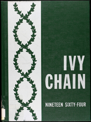 1964 Edition, Christian College - Ivy Chain Yearbook (Columbia, MO)