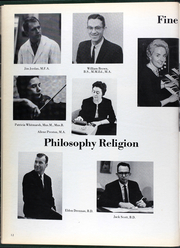Page 16, 1964 Edition, Christian College - Ivy Chain Yearbook (Columbia, MO) online yearbook collection