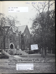 Page 3, 1964 Edition, Christian College - Ivy Chain Yearbook (Columbia, MO) online yearbook collection