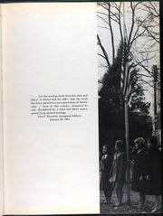 Page 7, 1964 Edition, Christian College - Ivy Chain Yearbook (Columbia, MO) online yearbook collection