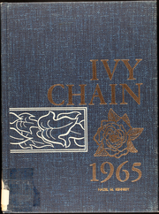 1965 Edition, Christian College - Ivy Chain Yearbook (Columbia, MO)