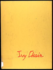 1968 Edition, Christian College - Ivy Chain Yearbook (Columbia, MO)