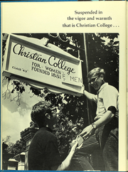 Page 6, 1970 Edition, Christian College - Ivy Chain Yearbook (Columbia, MO) online yearbook collection