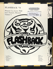 Page 5, 1974 Edition, Pleasant Lea Middle School - Flashback Yearbook (Lees Summit, MO) online yearbook collection