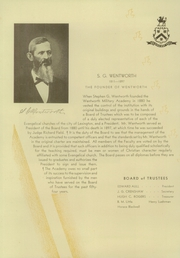 Page 12, 1935 Edition, Wentworth Military Academy - Yearbook (Lexington, MO) online yearbook collection