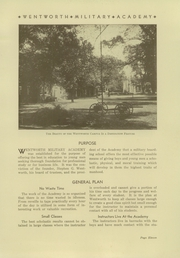 Page 17, 1935 Edition, Wentworth Military Academy - Yearbook (Lexington, MO) online yearbook collection