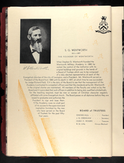 Page 12, 1936 Edition, Wentworth Military Academy - Yearbook (Lexington, MO) online yearbook collection