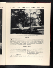 Page 17, 1936 Edition, Wentworth Military Academy - Yearbook (Lexington, MO) online yearbook collection